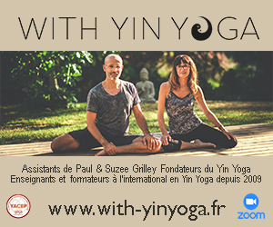 With Yin Yoga