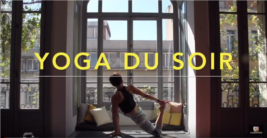 yoga soir video
